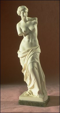 Venus de Milo, Classical Greek sculpture