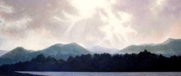 Gary Freeman's Mtn. Lake