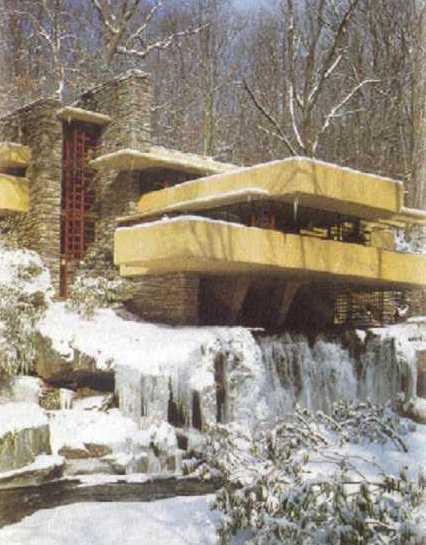 Click to view Frank Lloyd Wright: The Man