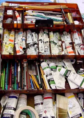 Art materials for Online art stores us